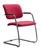 Čalouněná konferenční židle SN100160