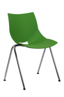 Plastová konferenční židle SN100161