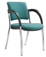 Čalouněná konferenční židle SN100170