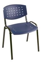 Plastová konferenční židle SN100190