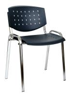 Plastová konferenční židle SN100191