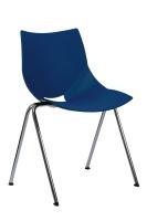 Plastová jídelní židle SN100224