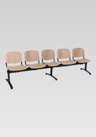 Dřevěná lavice do čekárny SN100281