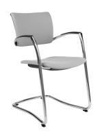 Čalouněná konferenční židle SN100298