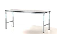 Dílenský stůl - stavitelná výška, šířka 2000 mm